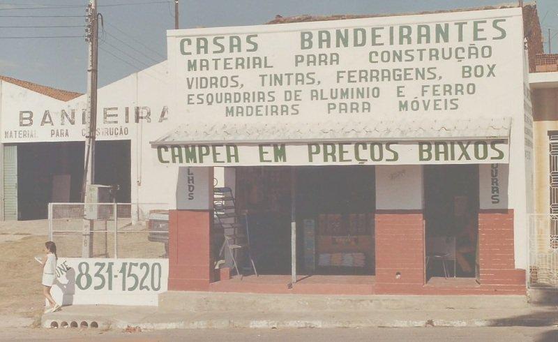 Em 1983 Fundação da Casas Bandeirantes