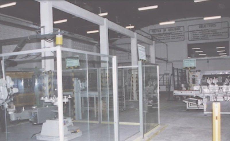 Em 2005 criação da Industria da Casas Bandeirantes
