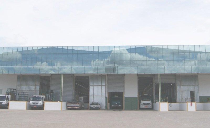 Em 2013 Inauguração da Industria da Casas Bandeirantes