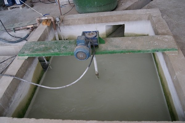 Reaproveitamento de água