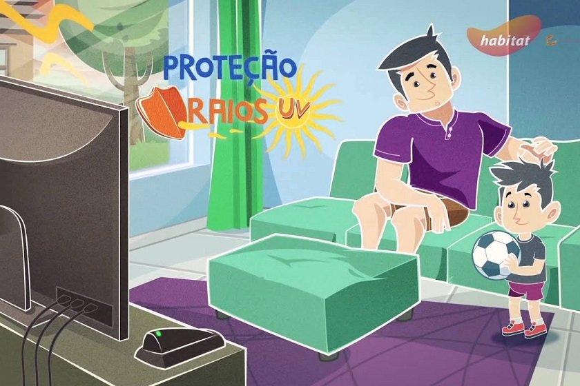 Vidros de Proteção Solar Habitat